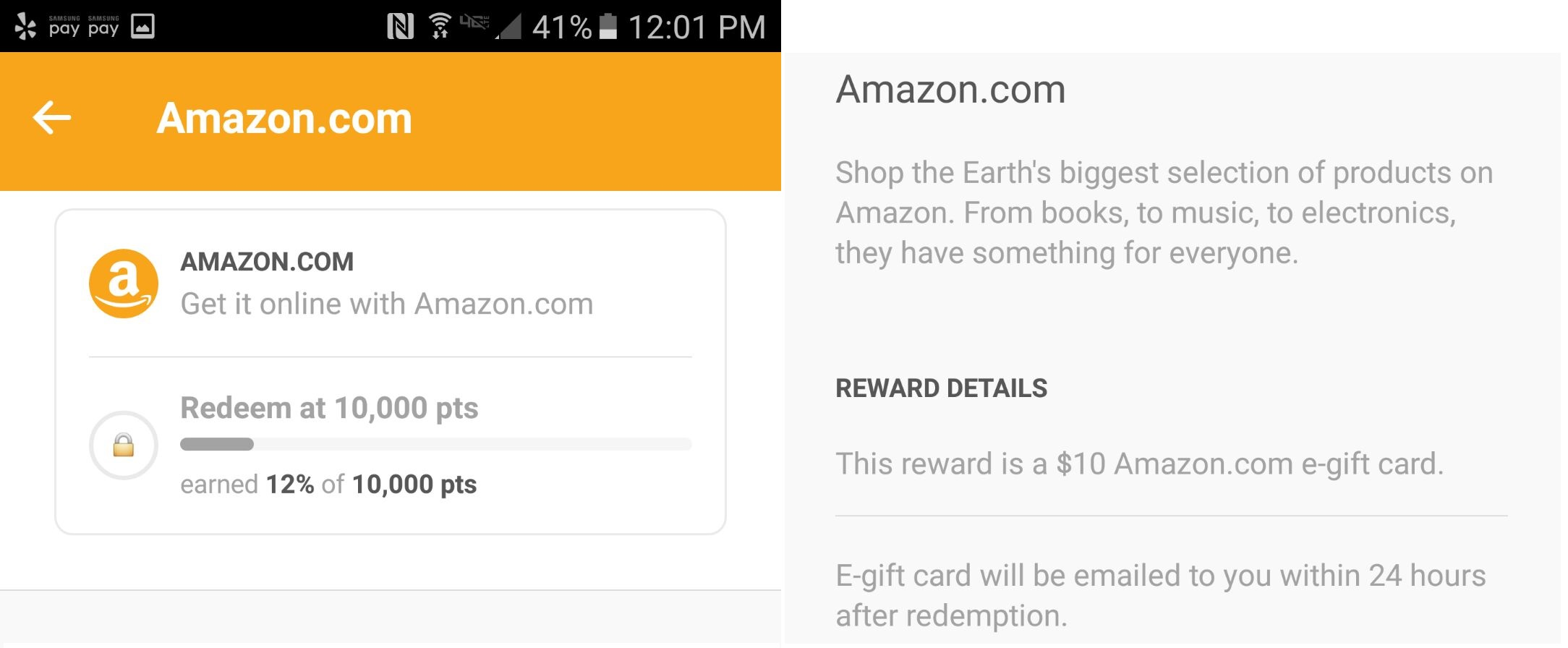 Can I Use Whole Foods Gift Card On Amazon