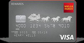 Wells Fargo Rewards Card【8/12更新:最后一张无上限5x被砍了】