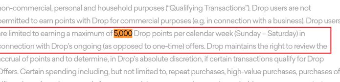 Drop APP 介绍——返现送上门【5/22更新:新商家列表+推荐送】