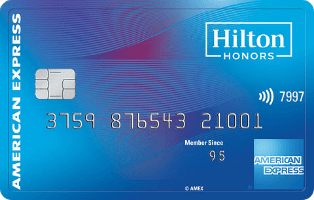 AMEX Hilton HHonors 信用卡【9/8更新:75k+开卡奖来啦!】