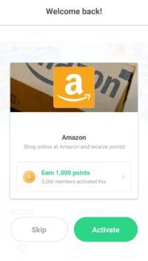 Drop APP 介绍——Amazon、超市、Uber返现送上门【11/6更新:Amazon送1000点】