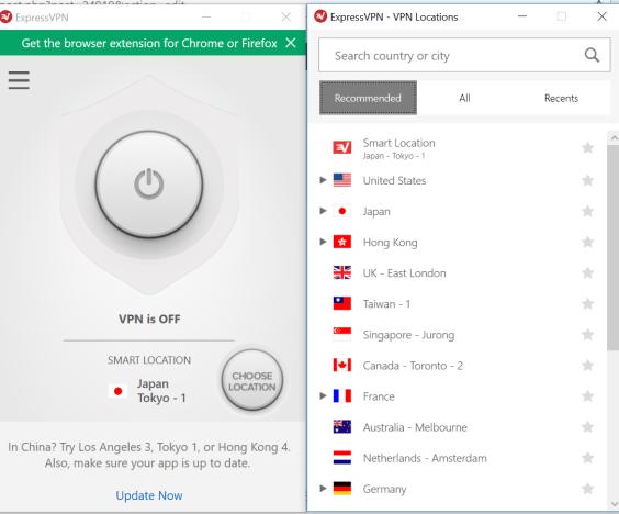 Express VPN 介绍【4/8更新:中国网站无障碍】