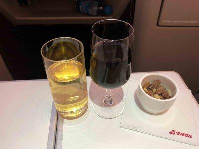 商务舱环游之旅 (3)瑞士航空:苏黎世-芝加哥