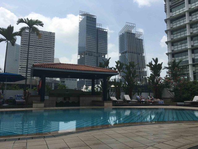 Intercontinental Singapore 新加坡洲际酒店入住体验