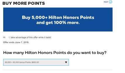 买分优惠汇总【Hyatt/Hilton/SPG/UA/IHG/AA卖分,折扣都很不错】