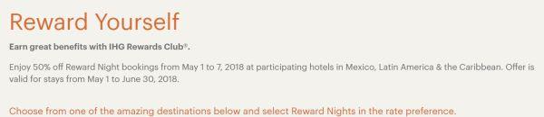 各大酒店集团+Airbnb优惠活动集锦 【6/21 更新:IHG第三季度活动公布】