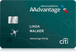 Citi AAdvantage MileUp Card【开卡送10k+,无年费】