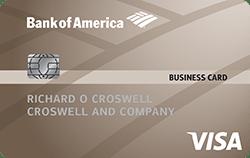 BOA Platinum Business 商业信用卡【开卡送0】