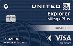 United Explorer Business 商业信用卡【75k 史高开卡奖励】