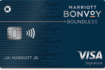 Chase Marriott Bonvoy Boundless(原 Marriott Premier Plus) 信用卡【2020.2 更新:3 Free Night 开卡奖励】