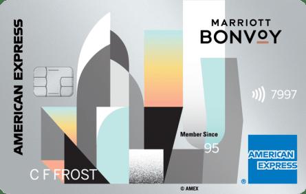 AMEX Marriott Bonvoy (原 Starwood Preferred Guest) 信用卡【绝版啦!】