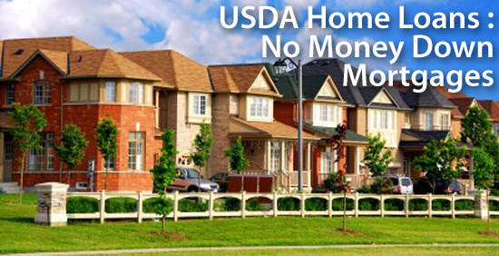 Welcome to USDA Home Loans
