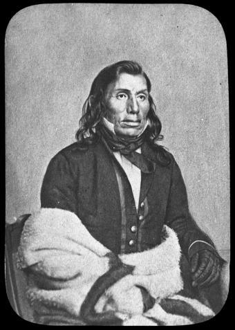 Little Crow The US Dakota War Of 1862