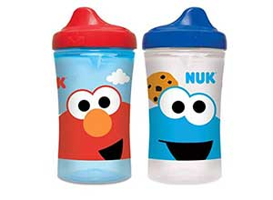 NUK Sesame Street Hard Spout Cup