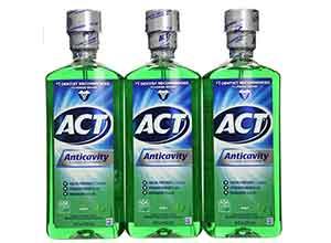 Act Anticavity Fluoride Mouthwash Mint