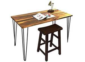 Signstek 28inch Hairpin Table Legs Set of 4