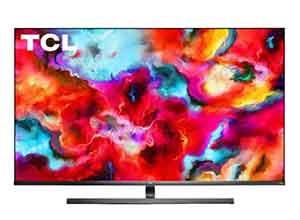 TCL 75 inch Class 8 Series UHD Smart Roku TV