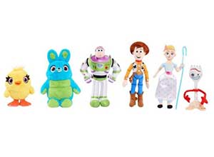 Toy Story 4 Small Plush