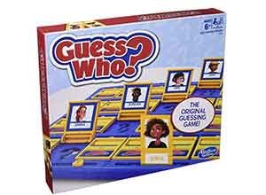 Guessing Game for Kids Ages 6plus for 2 Players