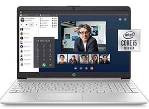HP 15 dy1036nr 10th Gen Core i5 15.6-Inch FHD Laptop