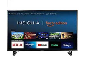 Insignia NS 32DF310NA19 32 inch Smart HD TV