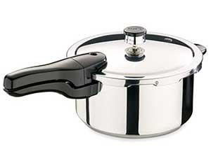 Presto 01341 4-Quart SS Pressure Cooker