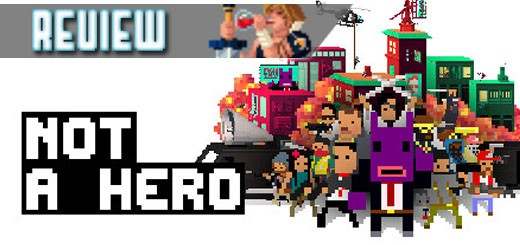 REVIEW – Not A Hero