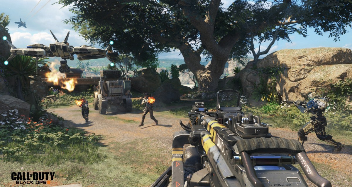 E3 2015 – Playstation secures first dibs on future Call Of Duty: Black Ops 3 DLC