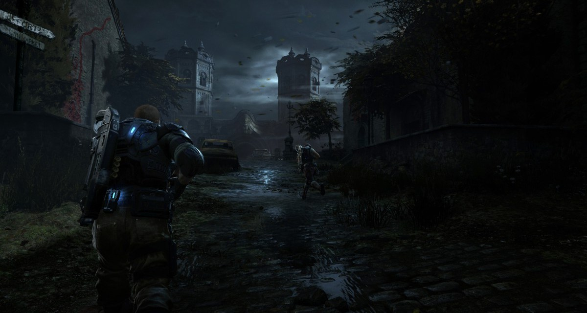 E3 2015 – Gears Of War 4 revealed with gameplay trailer