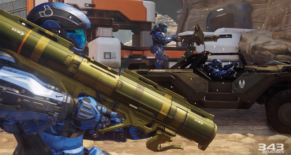 E3 2015 – Halo 5: Guardians campaign video revealed, new game mode Warzones