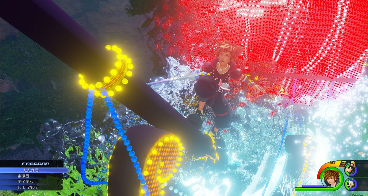 E3 2015 – Long awaited Kingdom Hearts 3 gets new gameplay trailer featuring Tangled