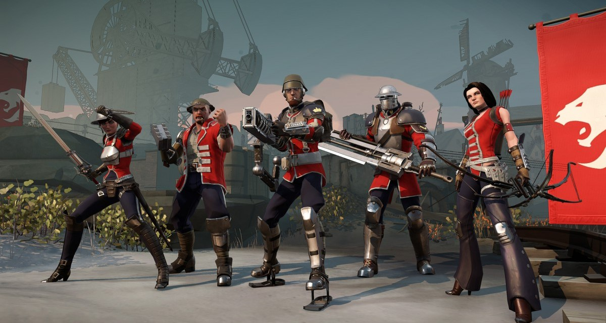 E3 2015 – Team based free-to-play shooter Battlecry beta sign up now available