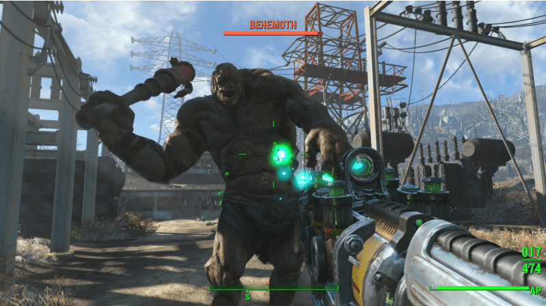 E3 2015 – Fallout 4 confirmed for 2015 release, gameplay revealed