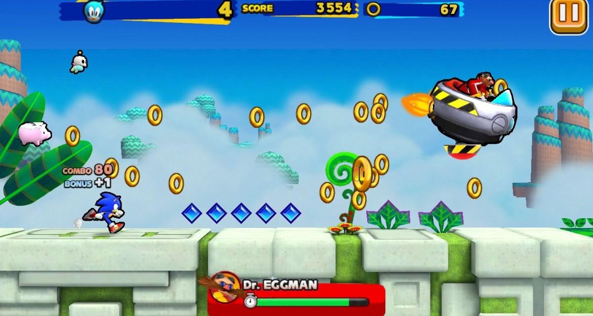 Free to play Sonic Runners launching worldwide June 25th