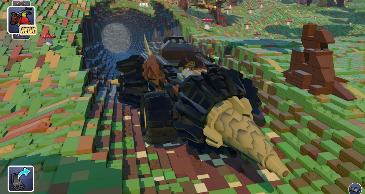 LEGO Worlds announced by Warner Bros. Interactive