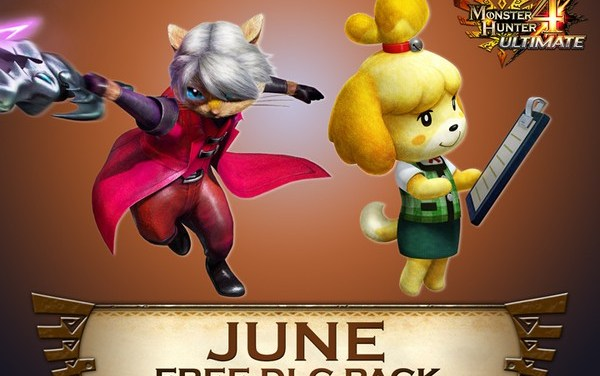 Monster Hunter 4 Ultimate new free DLC features gear from Devil May Cry and… Animal Crossing?