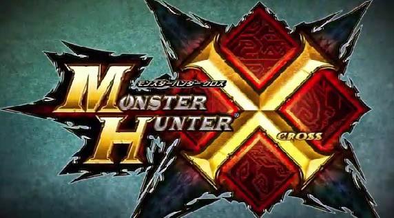 Monster Hunter X announced for 3DS