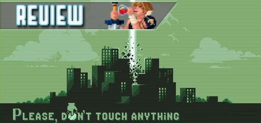 REVIEW – Please, Don't Touch Anything