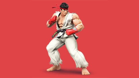 Street Fighter's Ryu and Fire Emblem's Roy now available for Super Smash Bros!