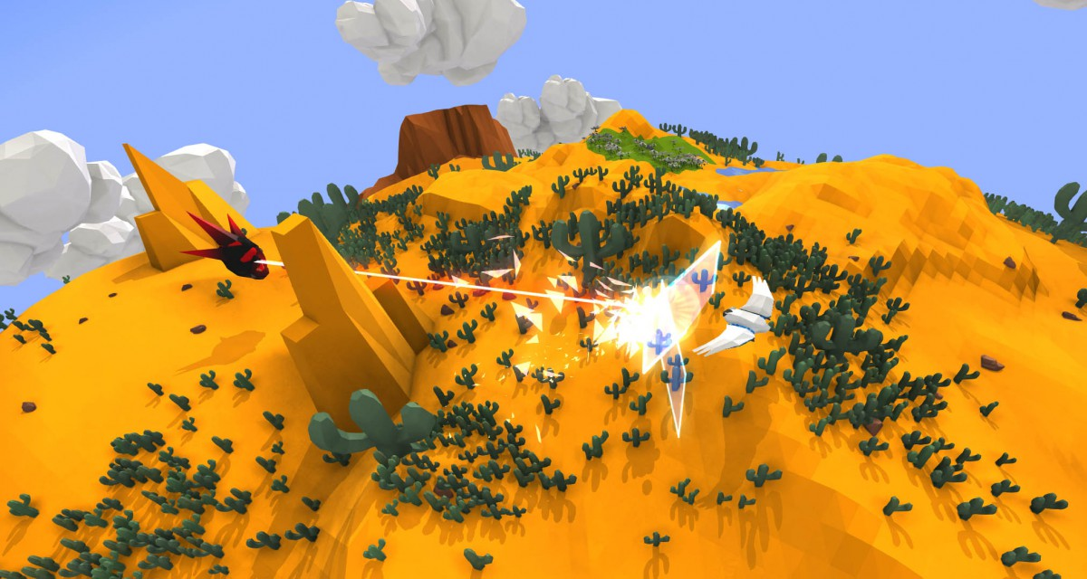 Explore the worlds created by your own music in Symphony Worlds