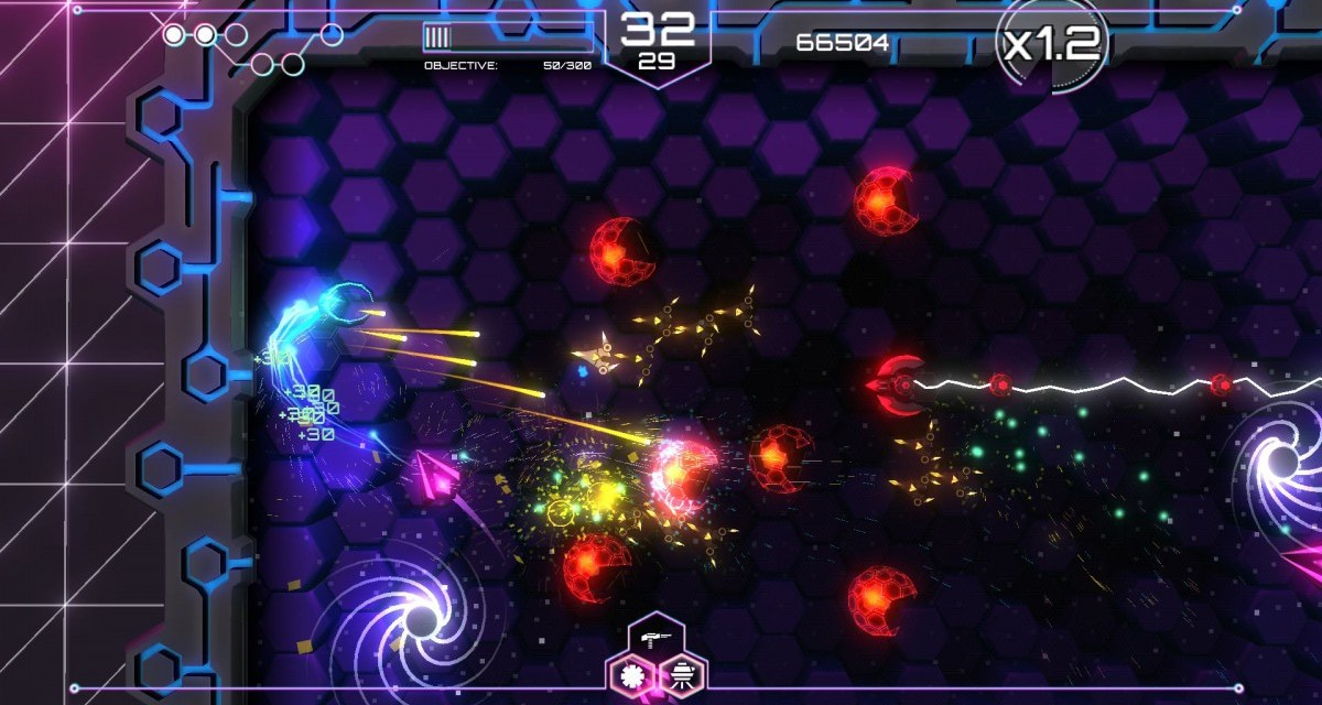 Twin stick shooter Tachyon Project announced