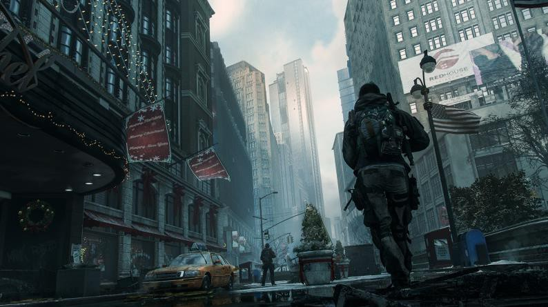 E3 2015 – Ubisoft show off the Dark Zone in The Division
