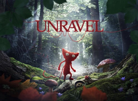 Yarn-filled platformer Unravel releases today on consoles and PC