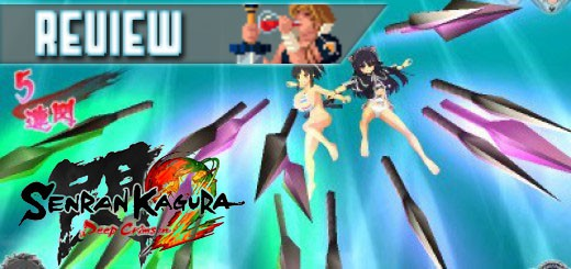 REVIEW – Senran Kagura 2: Deep Crimson