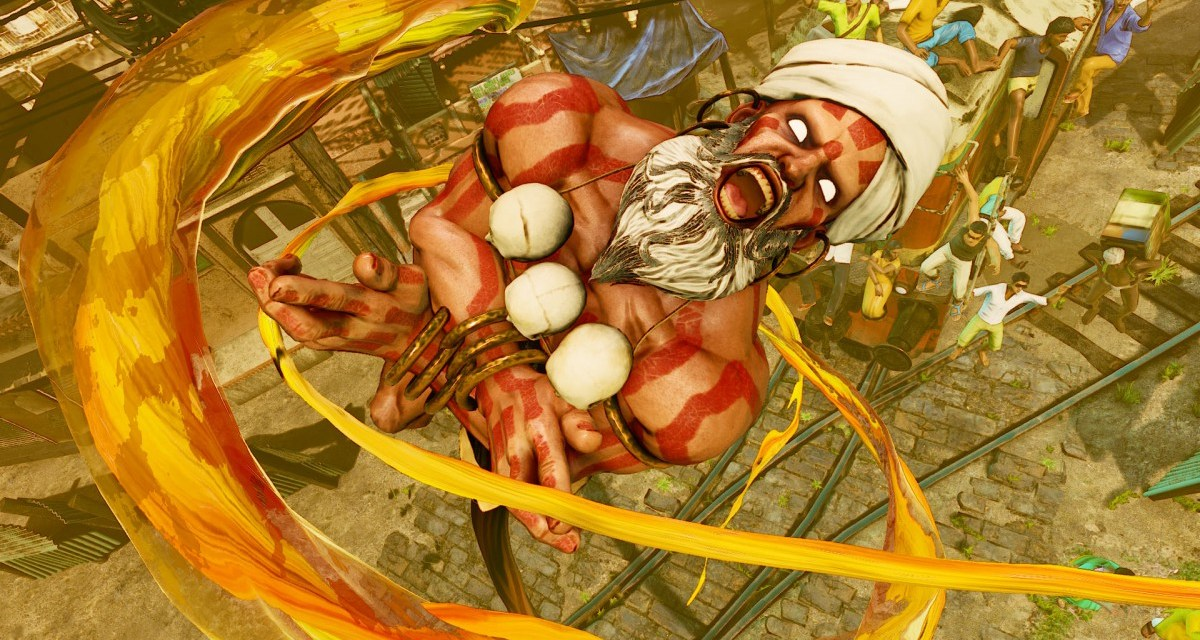 Dhalsim confirmed for Street Fighter V along with release date