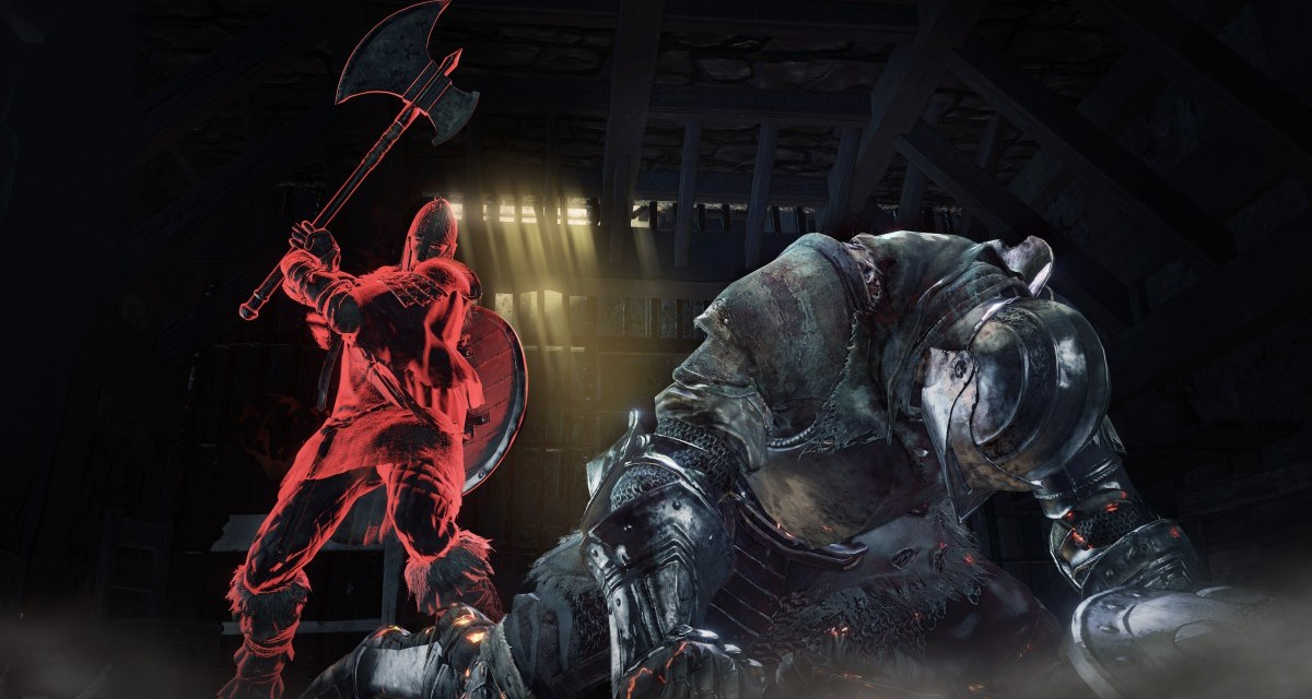 New Dark Souls III screenshots show off multiplayer elements of the game