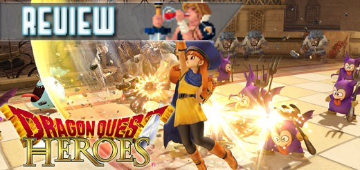 REVIEW – Dragon Quest Heroes