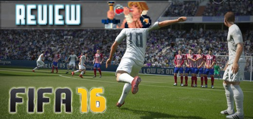 REVIEW – FIFA 16