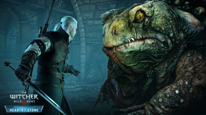 Launch trailer revealed for The Witcher 3 expansion, 'Hearts Of Stone'