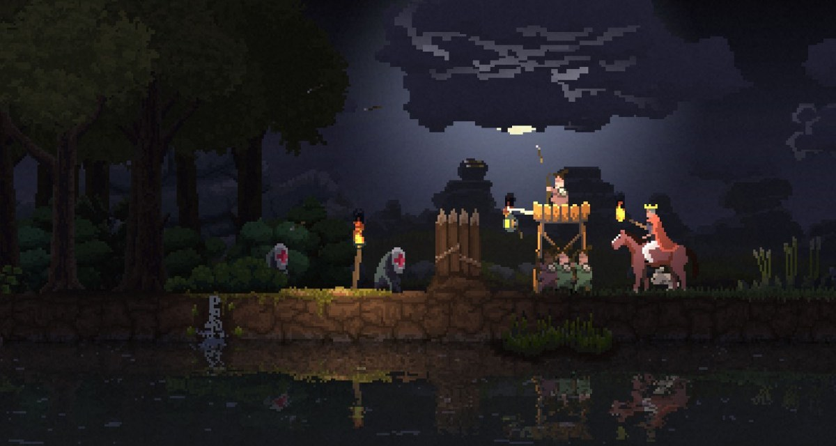 2D side-scrolling strategy title Kingdom launching October 21st